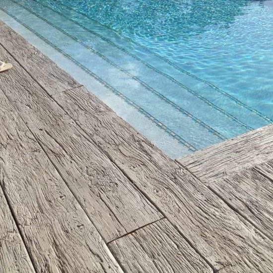 driftwood antigua pool decking