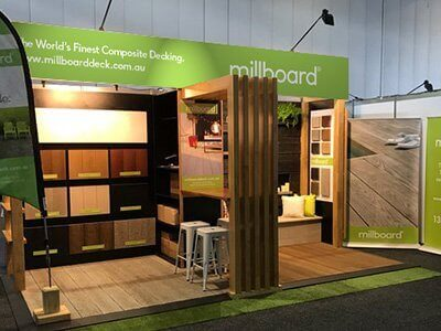 millboard home deck show