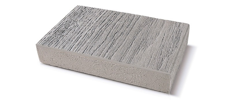 millboard section grey