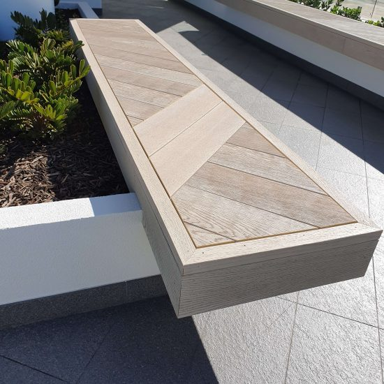 outside house decking