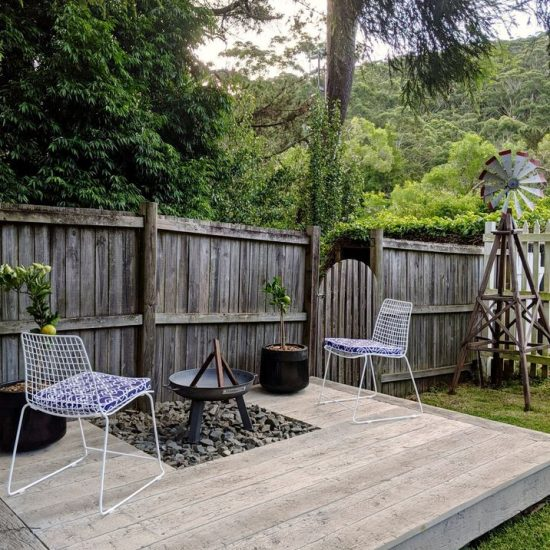 Millboard Driftwood decking